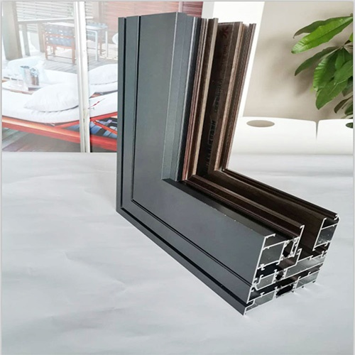 Thermal Break Aluminum Window Profile
