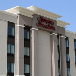 Hampton Inn and Suites Aluninum Window