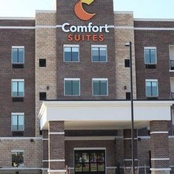 Comfort Inn and Suites Aluminum Window