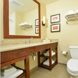 Comfort Inn and Suites Bath Vanities