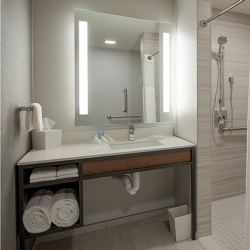 Hilton Garden Inn Bath Vanities