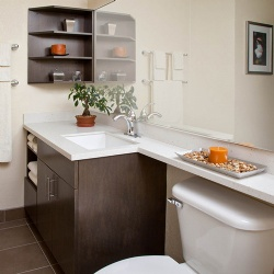 Candlewood Suites Bath Vanities