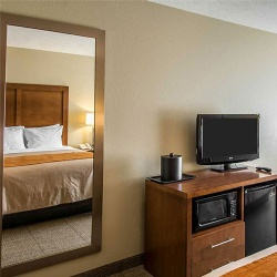 Comfort Inn and Suites Truly Yours Contract Furniture and Casegood
