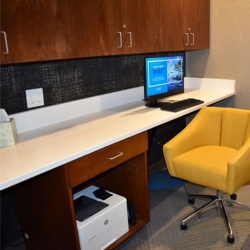 Office Furniture in Hotel Business Center