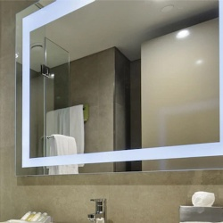 Hardwire LED Backlit Mirror